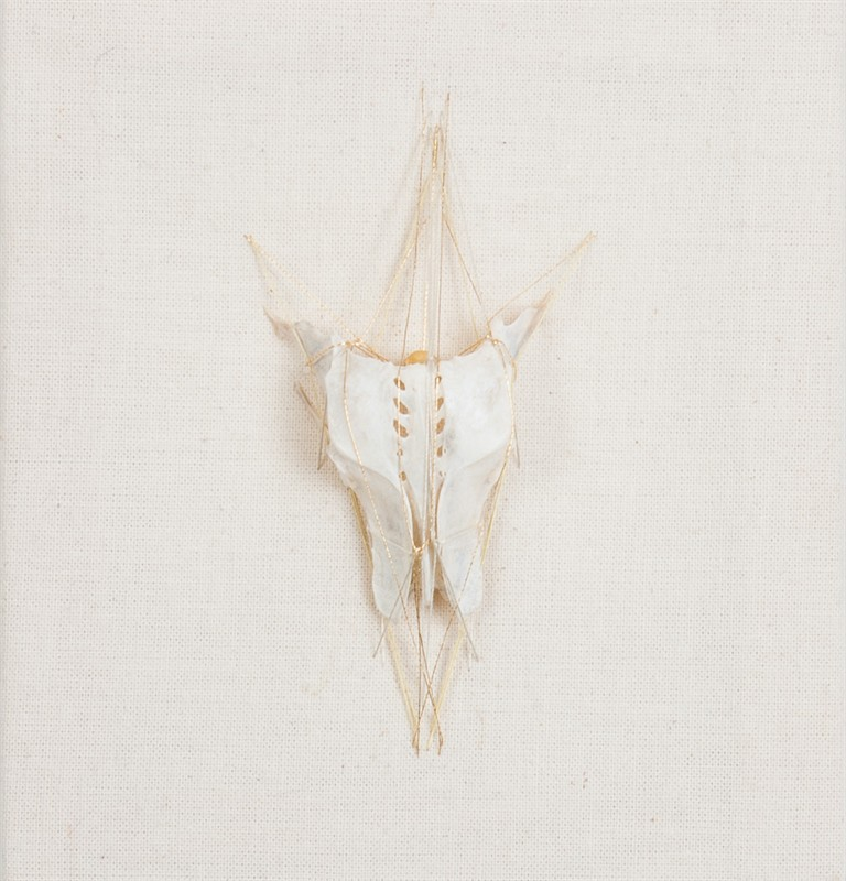 Rozanne Hawksley                             Look on small beautiful things VII, 2008-13